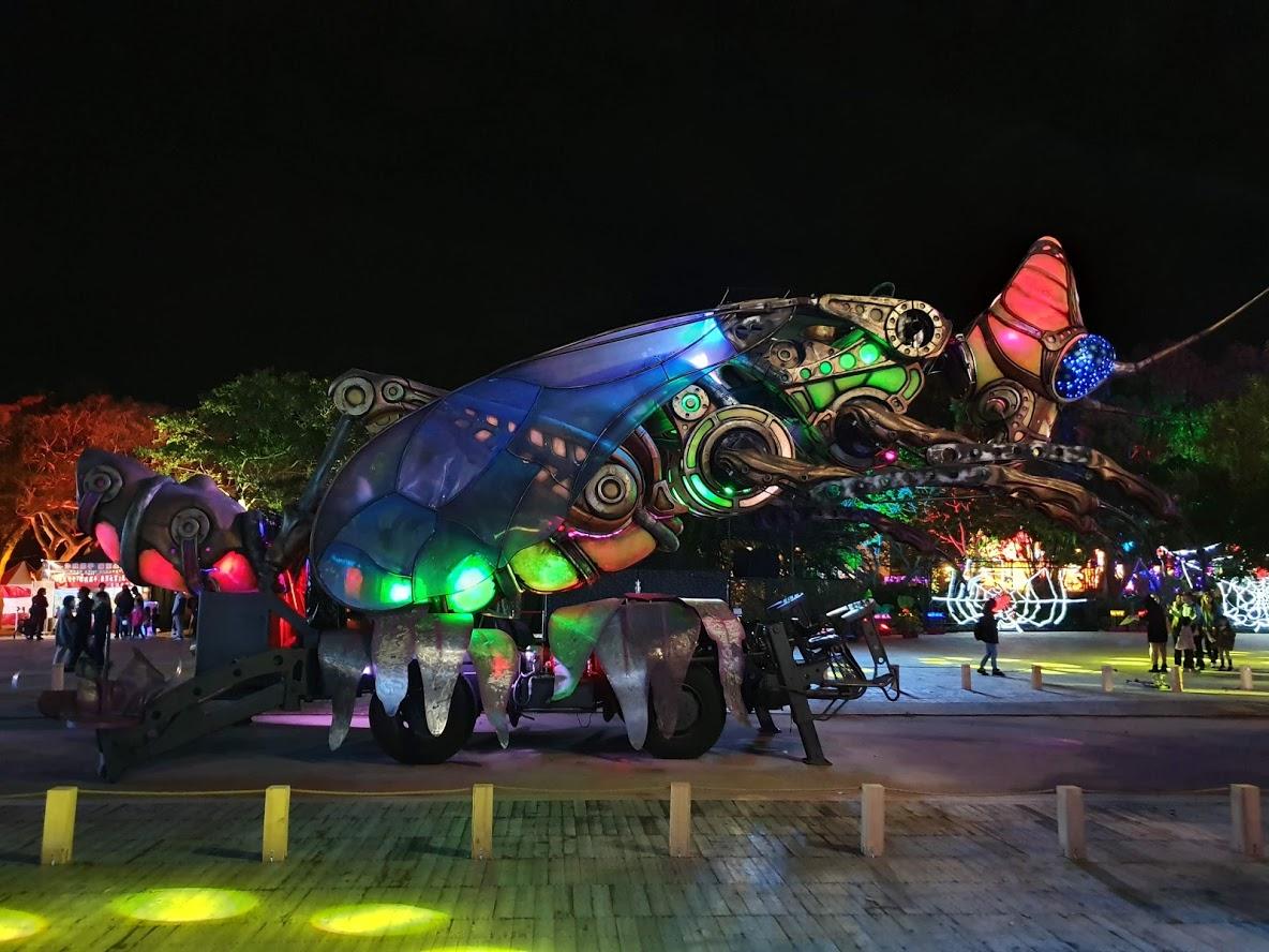 2020年台湾ランタンフェスティバル